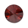16mm Red Magma Crystal